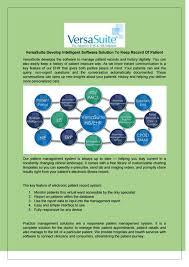 Intelligent Charting Versasuite Develop Intelligent Software Solution To Keep