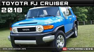 2018 TOYOTA FJ CRUISER Review Rendered Price Specs Release Date ...