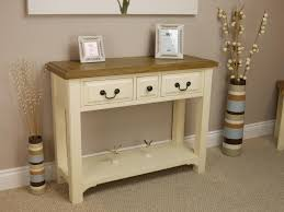 cream console table. Awesome 80 Cream Console Table Decorating Design Of Somerset Oak With Sizing 1024 X 768