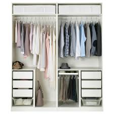 Decoration Ideas Nordli Drawers Turned Builtin Closet E280a6 For