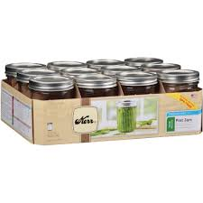 ball 16 oz mason jars. anchor hocking pint glass canning jar set, 12pk regular mouth - walmart.com ball 16 oz mason jars