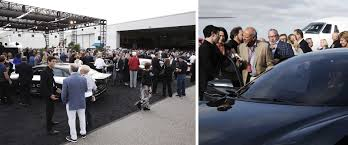 the week began with mccall s motorworks revival held at the monterey jet center the event brought together the best in aviation and automobiles