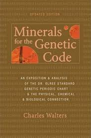 Minerals For The Genetic Code Charles Walters 9780911311853