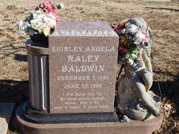 Angela Baldwin Design Shirley Angela Raley Baldwin 1950 1996 Find A Grave Memorial
