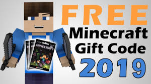 how to get a free minecraft gift code 2019 instant minecraft gift code