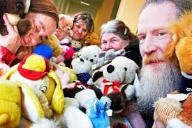 Cuddly toys sale boosts Oxford charity's funds | Oxford Mail