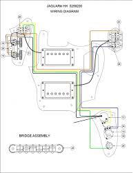 jaguar hh wiring kit wiring diagram schematic inspirational of jaguar wiring diagram 64 diagrams scematic fender jaguar fender mods gallery jaguar wiring diagram