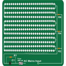 how to make your own highly efficient led light fixture image 230 v led light fixture circuit diagram image