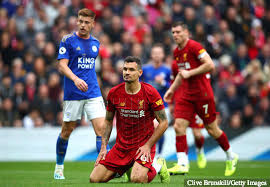 They never looked in danger against a disappointing leicester, and were in control from the moment jonny evans scored an own goal in the 21st minute. Liverpool Fans React To Dejan Lovren Display Against Leicester City