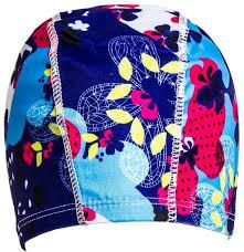 Купить <b>Шапочка для</b> плавания <b>Bradex</b> SF 0311 жен. полиэстер ...