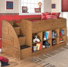 twin loft beds with storage.  Twin Signature Design By Ashley Stages Twin Loft Bed With Left Storage Steps And  Bookcases  AHFA Dealer Locator With Beds