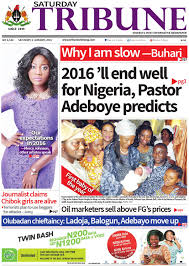 2nd January 2016 by Nigerian Tribune issuu