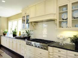 Kitchen Accent Wall Kitchen Backsplash Ideas Kitchen Bay Window White Painted Kitchen