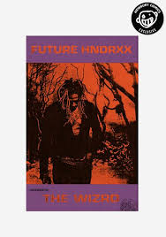 Future-<b>Future Hndrxx Presents</b>: The WIZRD Exclusive Cassette ...