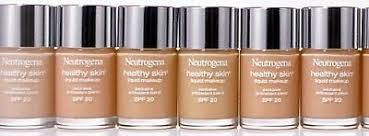 Neutrogena Healthy Skin Liquid Makeup Shades Lajoshrich Com