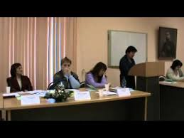 Гребенюк Галина Александровна защита диссертации видео ru Защита диссертации Мамаева