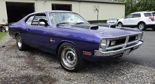 dodge demon 340.  Dodge 1971 Dodge Demon 340 With Factory Plum Crazy Purple Paint  My Car Story  Lou Costabile YouTube Throughout