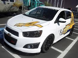 Chevrolet Sonic Reviews, Specs & Prices - Top Speed