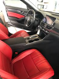 10th gen accord aftermarket seat covers