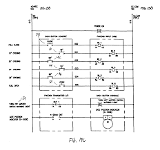 patent us7980636 automated gate control and methods google patents patent drawing