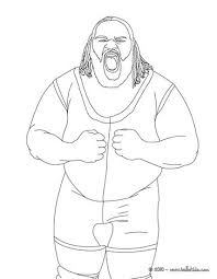 Wrestling Coloring Pages Coloring Pages Printable Coloring Pages