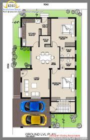 137 square meter 1480 sq ft single floor house plan elevation september