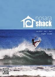 Nosara Shack Magazine Vo 1 No 1 By Nosara Shack Magazine Issuu