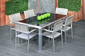 round outdoor dining table for 8 set modern furniture36 furniture