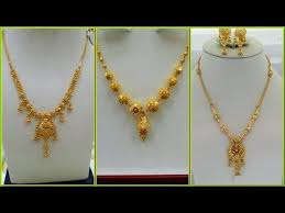 you gold necklace designs gold