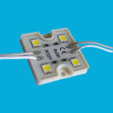 China <b>SMD 5050 LED</b> Module (4 LEDs), IP65, <b>DC 12V SMD LED</b> ...