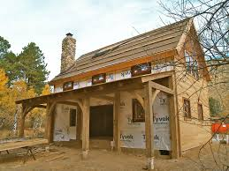 diy small timber frame house plans