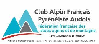 """Résultat de recherche d'images pour """"CLUB ALPIN FRANCAIS et PYRENEISTE AUDE"""""""