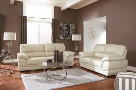 brown and cream sofa. Brilliant Brown Fontenot  Cream Sofa U0026 Loveseat For Brown And