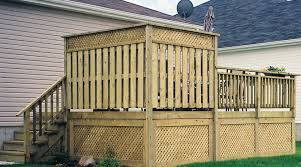 deck privacy wall open deck with privacy wall for decks page privacy walls for decks