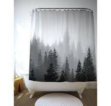 nature shower curtains random pine tree shower curtain remarkable ideas trendy idea best curtains on home nature shower curtains