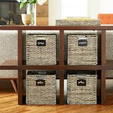 Ashcraft Storage Cubes with Handles ...