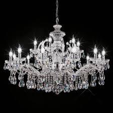 boccioni venetian crystal chandelier 12 6 lights transpa with asfour venetian