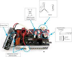 diy avr inverter for a 2600w kipor generator 1827 0 Â