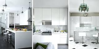 Modern White Kitchen Cabinets Modern White Cabinet Doors