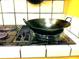 can you use cast iron on glass top stoves best cookware for glass top stove wok