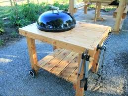 weber grill table diy grill station handsome cart steps with pictures minimalist about table portraits summit