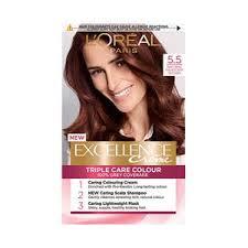 Loreal Excellence Hair Colour Chart Uk Best Picture Of