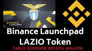 Lazio Fan Token Ön Satışı.. Binance Launchpad ile Lazio Token Nasıl Alınır?  - YouTube