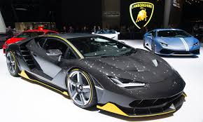 These Luxury Supercars At The Geneva Auto Show Are A Car Lover S