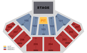 First Midwest Bank Seating Chart Tinley Park Hollywood Casino Amphitheatre Gold Coast Tickets Blog