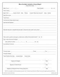 Incident Reporting Template Custom Report Maintenance Form Preventive Machine Template Doc Format In