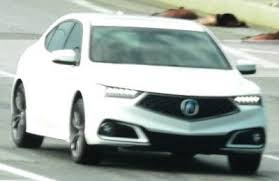 2018 acura precision. simple precision 2018 acura tlx sedan spied throughout acura precision