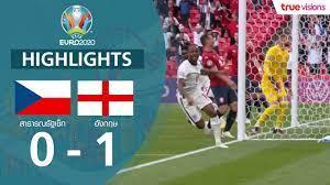 คลิปไฮไลท์ ยูโร : สาธารณรัฐเช็ก 0-1 อังกฤษ