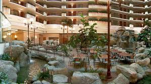 garden grove hotel. Embassy Suites Hotel Anaheim South, Garden Grove, Lobby Grove