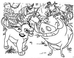 Small Picture 62 Disney Coloring Pages Lion King Cartoons printable coloring